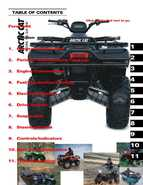 2006 Arctic Cat ATVs 400/400TBX/400TRV/500/500TBX/500TRV/650H1/650 V-Twin Service Manual