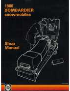 1980 Ski-Doo Shop Manual